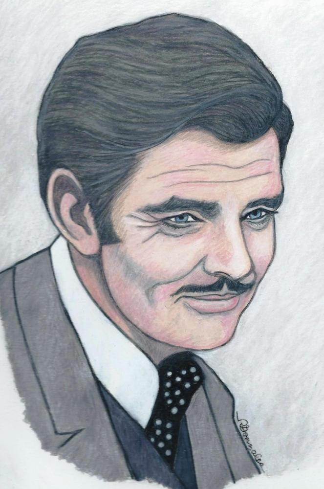 Clark Gable par aaronmark